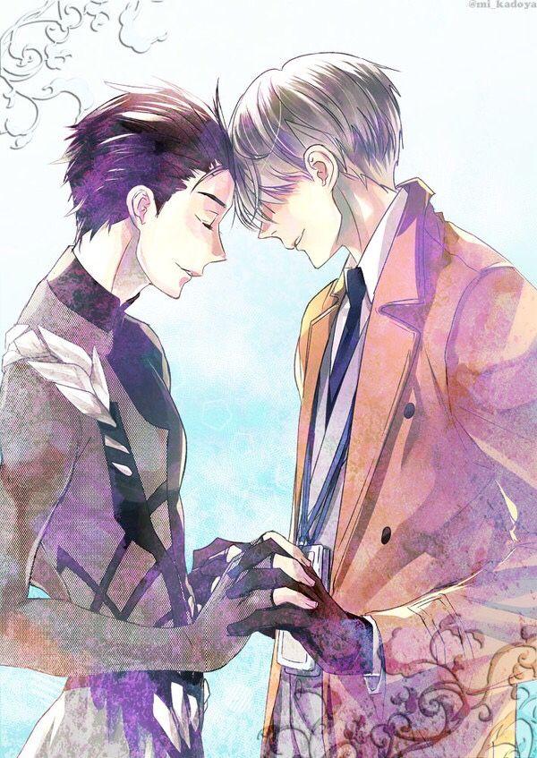 Victor x Yuri