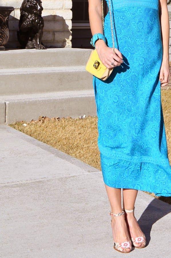 MyStyleSpot: GIVEAWAY: Win this Chic Yellow Crossbody Handbag