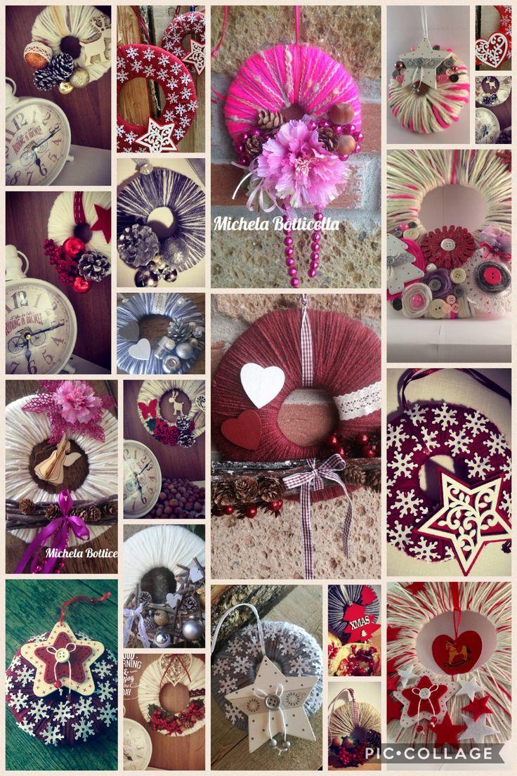 #ghirlande #ghirlandenatalizie #handmade #love #arredocasa