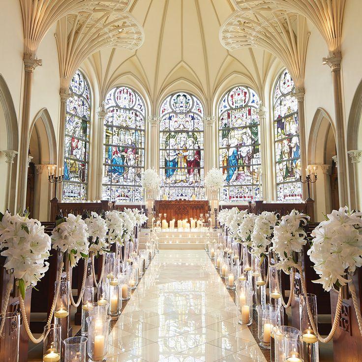 東京・表参道のチャペル、セントグレース大聖堂が幻想的!チャペルでの結婚式おしゃれまとめ♡ウェディング・ブライダルの参考に♪