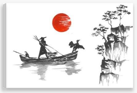 Canvas Wall Art – Japanese Art