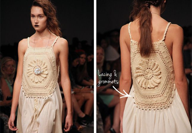 Lucky brand spring 2014 fashions for teenage girls | NYFW: SPRING 2014 – A Lucky Life: The official blog of Lucky Brand
