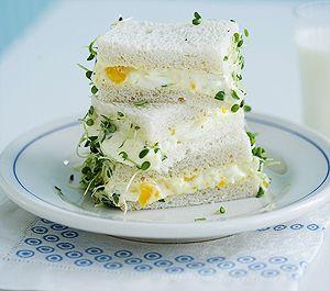Csírás tojáskrém reggelire