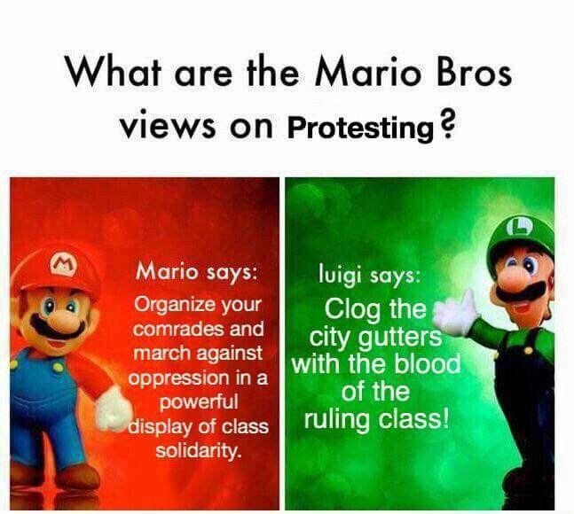 Pin By Nameless Nerd On Garbage Mario Memes Dankest Memes
