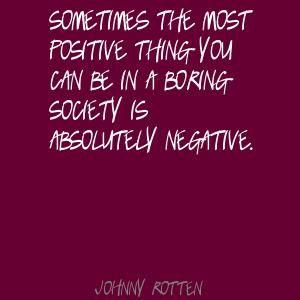 Johnny Rotten Quotes | Johnny Rotten Quotes Page 2