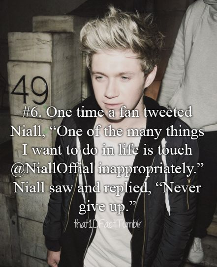 One Direction Niall Quotes: Pinterest • The World's Catalog Of Ideas