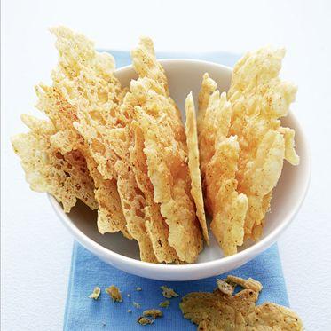 Parmesanchips Rezept   Küchengötter