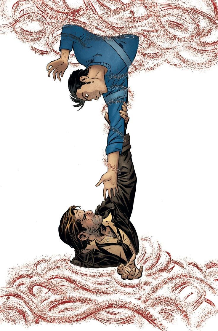 Fables meets The Unwritten in the ultimate Vertigo comics crossover! - io9