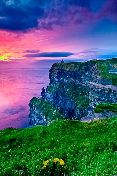Cliffs of Mother, Ireland