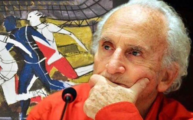 Εξώφυλλα δίσκων του ζωγράφου Δημήτρη Μυταρά που πέθανε 83 ετών