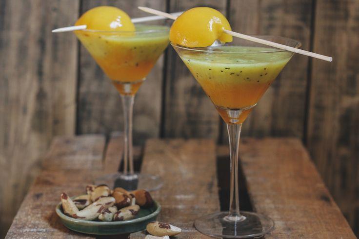 Cocktail de Frutas sem Álcool (Tapas na Língua)