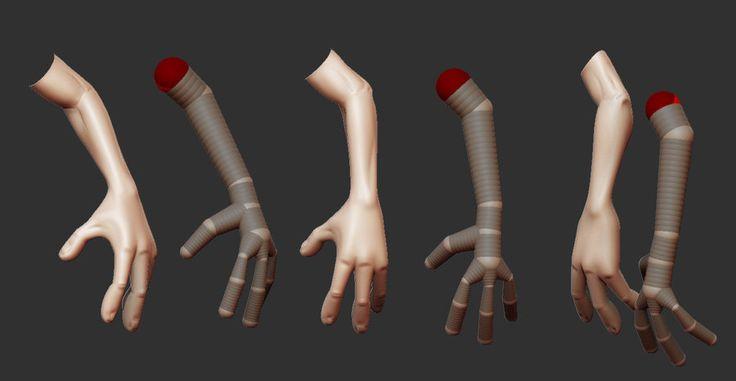 Hand Zsphere by dentonvanzan