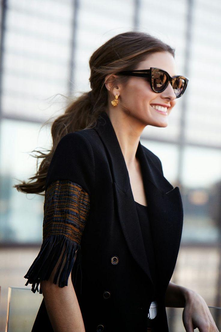 Olivia for Vogue Spain