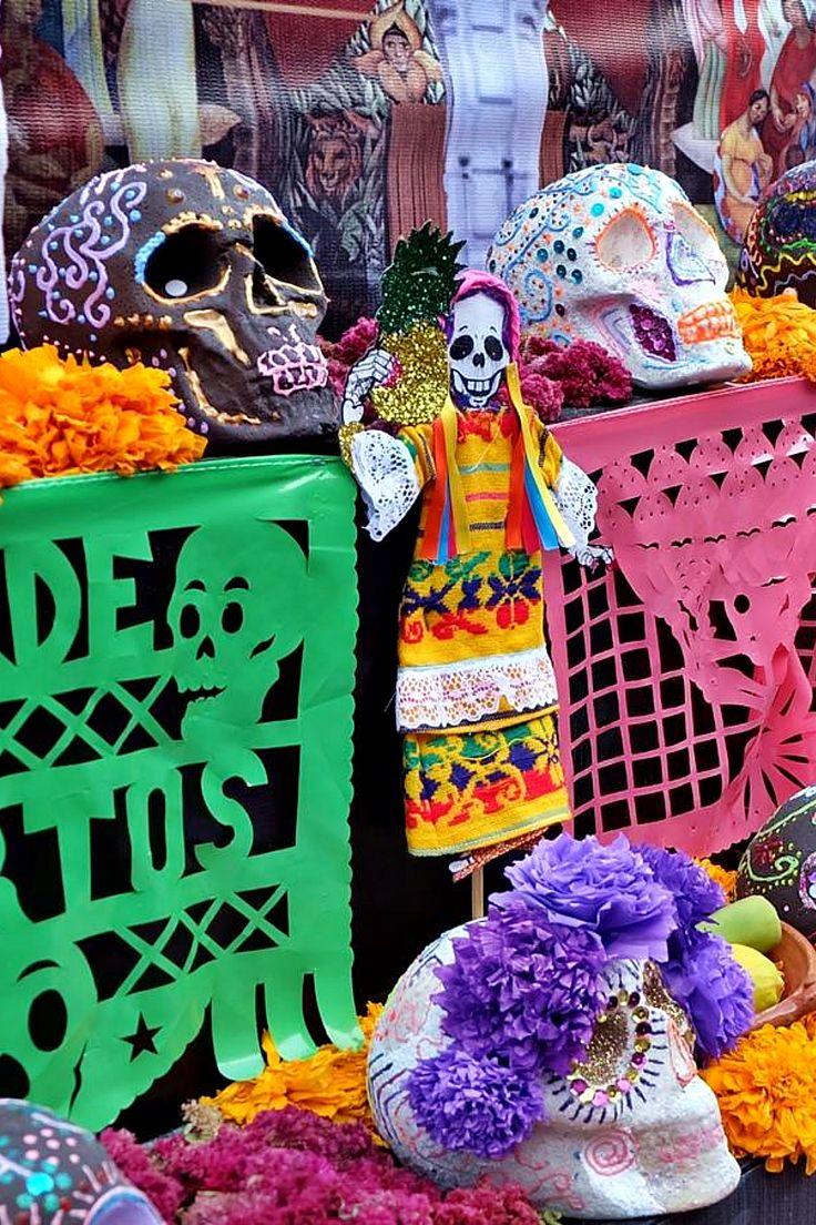 Altar de día de muertos en 2020 Dia de muertos, Arte