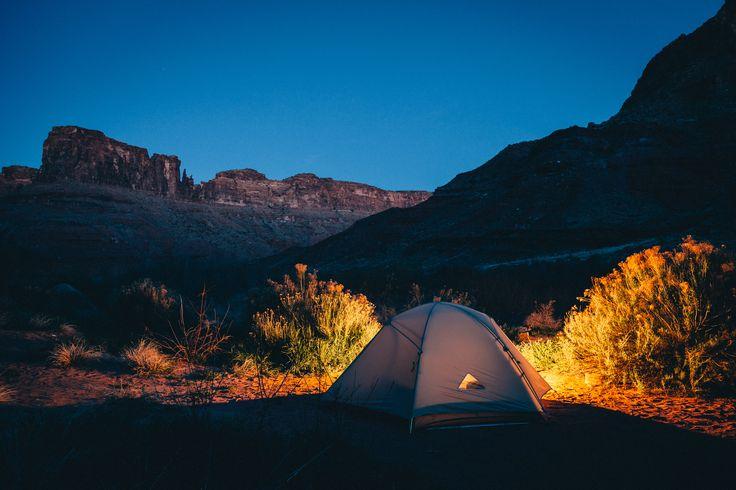 Le camping en tente dans la nature, au camping 4 étoiles avec parc aquatique !
