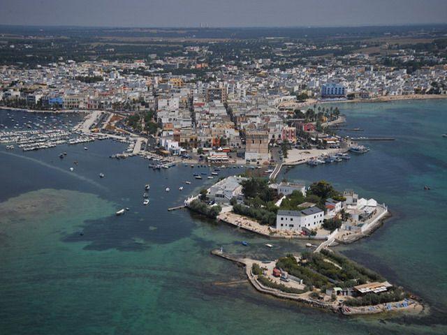 Galleria fotografica Porto Cesareo, immagini e foto del Salento