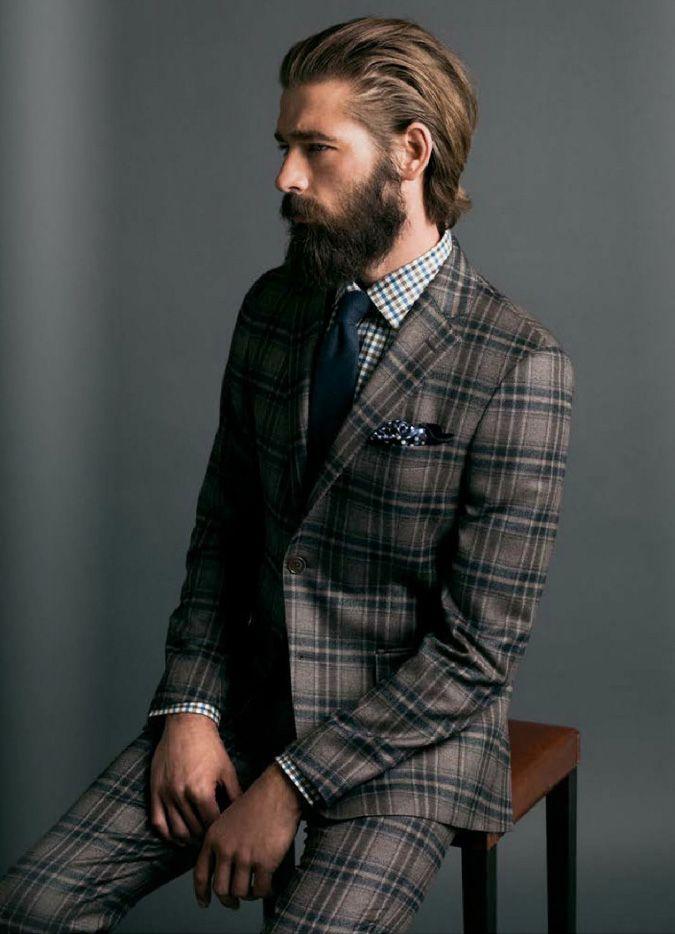 Mens Fashion Blog Suits