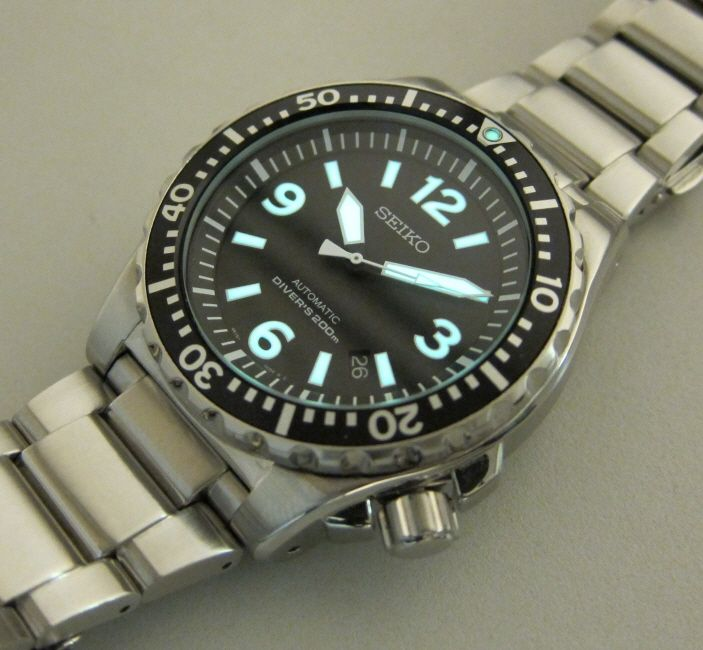 One of the best looking Seiko divers....