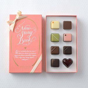 アニヴェルセル表参道 チョコレート