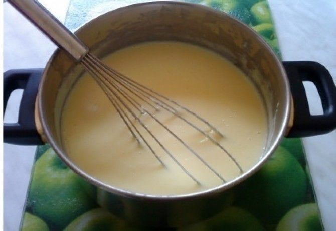 Vaníliasodó 2. -aranygaluskához recept képpel. Hozzávalók és az elkészítés részletes leírása. A vaníliasodó 2. -aranygaluskához elkészítési ideje: 23 perc