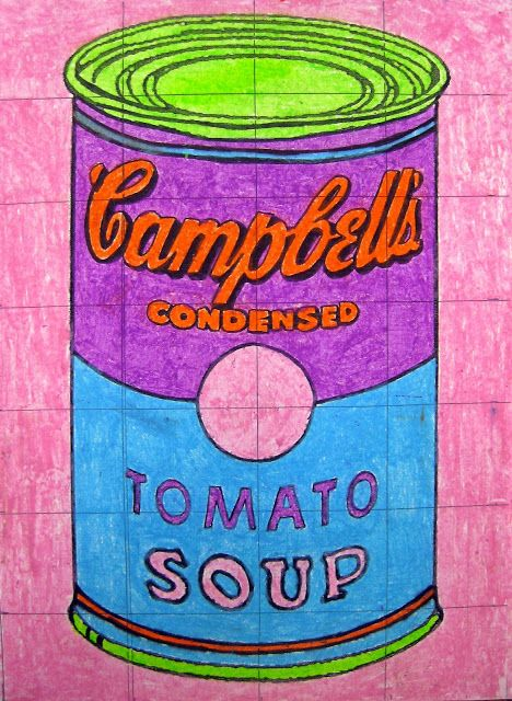38 best teaching art andy warhol images on pinterest for Foto effetto andy warhol