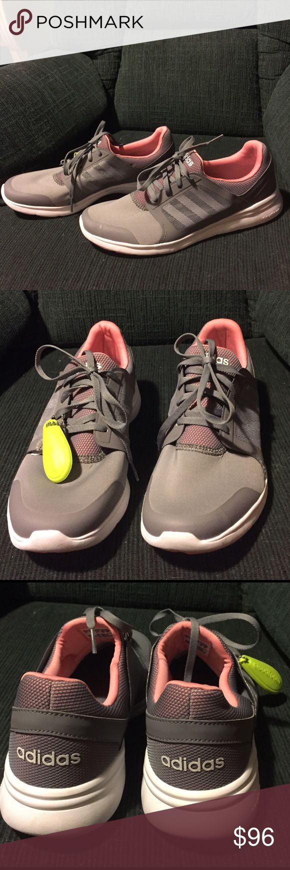 BRAND NEW ADIDIAS MEMORY FOAM SNEAKERS Excellent condition. Never worn. NWOT Adidas Shoes Sneakers