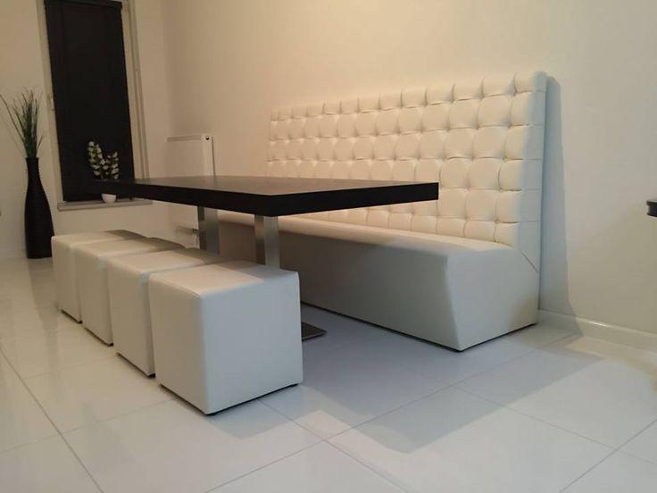 ... Poefen op Pinterest - Poef, Ronde poef en Ashley furniture industries