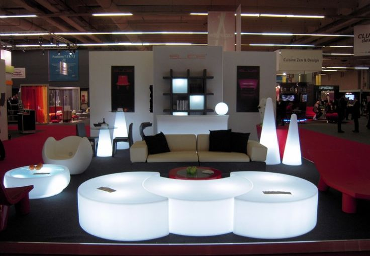 cono lamp. light furniture by slide at terraform