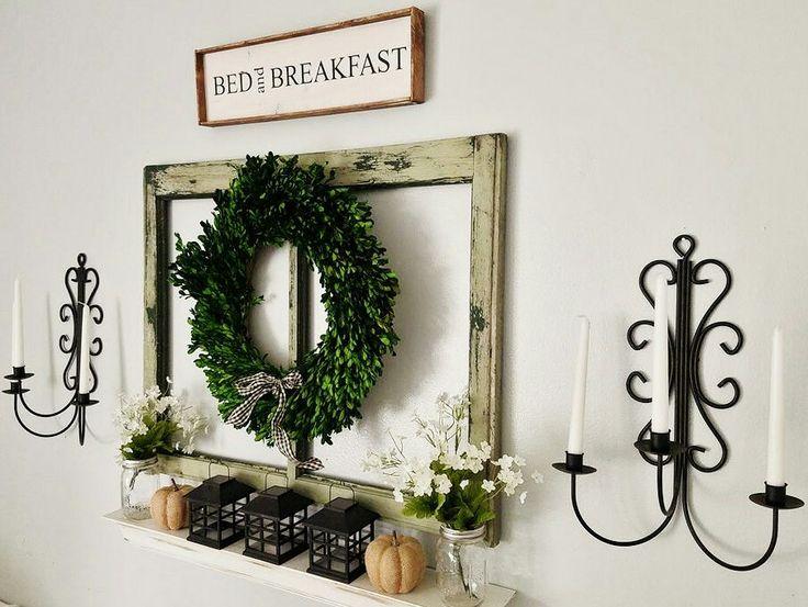 cottage/ farmhouse  wall decor + new sign!