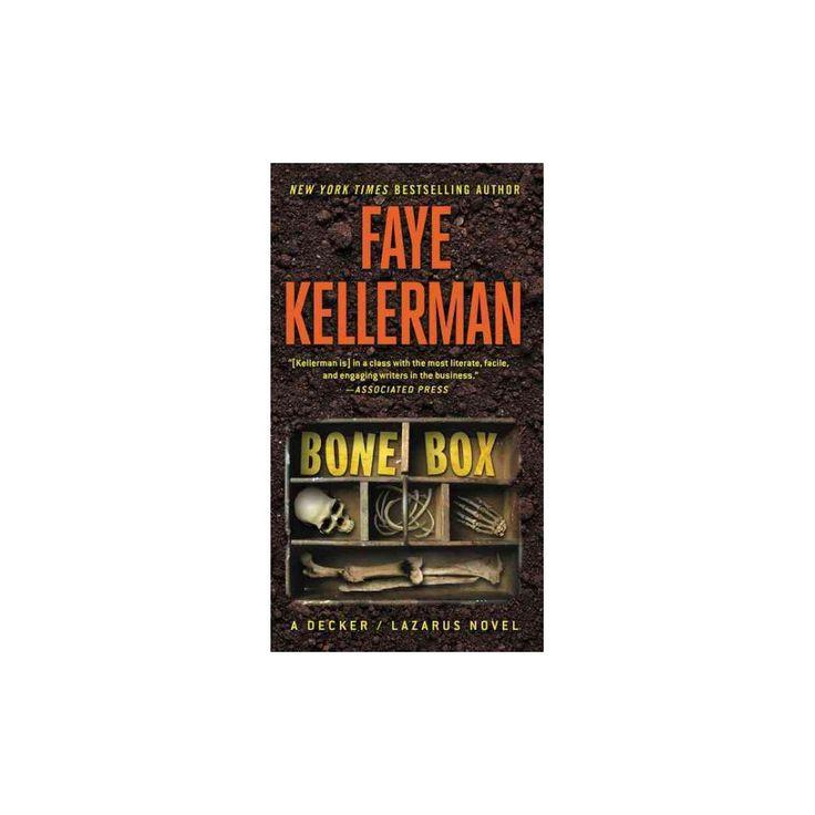 Bone Box (Paperback) (Faye Kellerman)