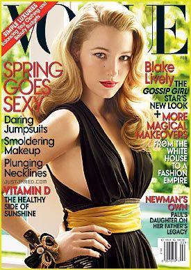 Retro stylish from Blake & Vogue.
