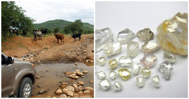 «Резкий экономический подъем в Анголе привел к тому, что в стране стали строить дороги из...
