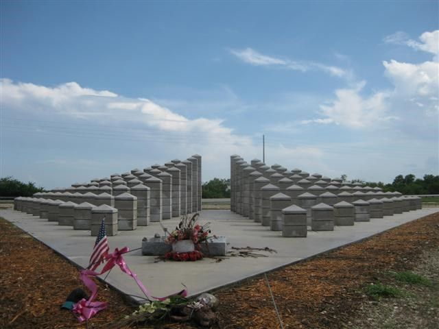 ValuJet Flight 592 Memorial - Everglades National Park Image