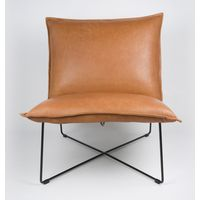 Jess Design Cuscini hoog fauteuil bruin