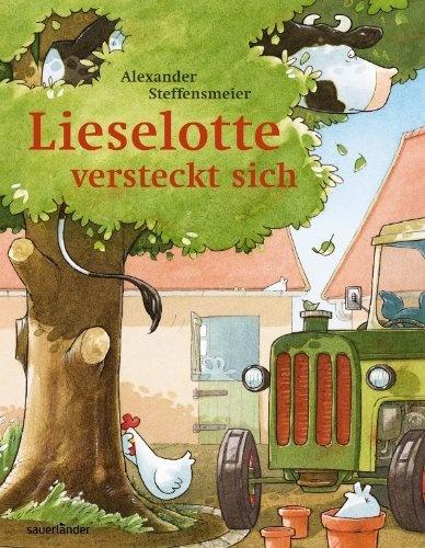 Lieselotte versteckt sich von Alexander Steffensmeier, Kinderbücher http://library.sl.nsw.gov.au/record=b4015762~S2