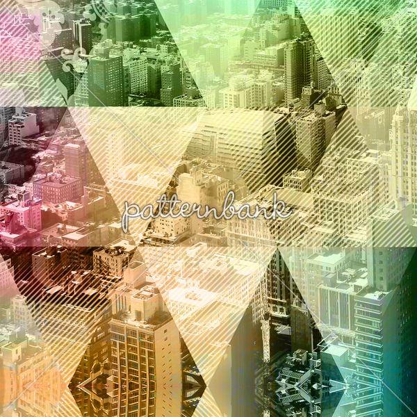 Geometric City by Caliari Surface Design -