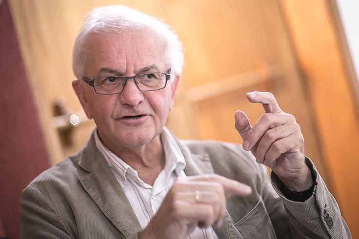 07/11/2016 - PORTO ALEGRE, RS - Entrevista com o belga Ivo Aertsen, especialista em Justiça Restaurativa. Foto: Guilherme Santos/Sul21