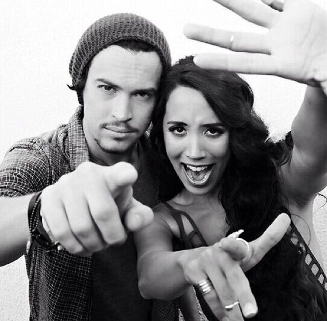 Alex and Sierra have taught me that it's okay to show the world who you really are; someone will fall in love with you for it