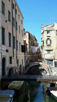 Venecia. Foto por Gloria Vejarano