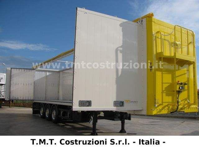 Altri TMT Walking Floor SCRIGNO 1, 91 mc, 9000 kg - Nuovo 79.300 €, a San Benedetto del Tronto - 94831050 - Automobile.it