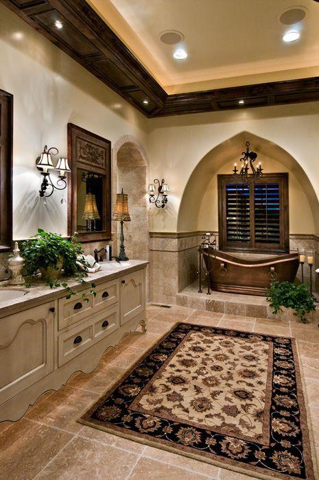 Gorgeous Bathroom Design | K Welch Homes
