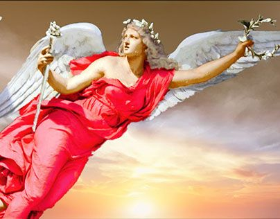 """Check out new work on my @Behance portfolio: """"Angel of Museum"""" http://be.net/gallery/41380751/Angel-of-Museum"""