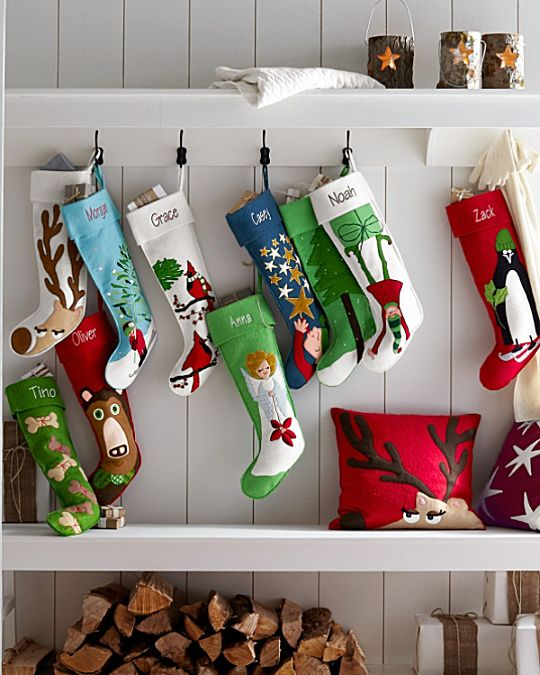 21 best Christmas Stockings images on Pinterest | Boots, DIY and ...