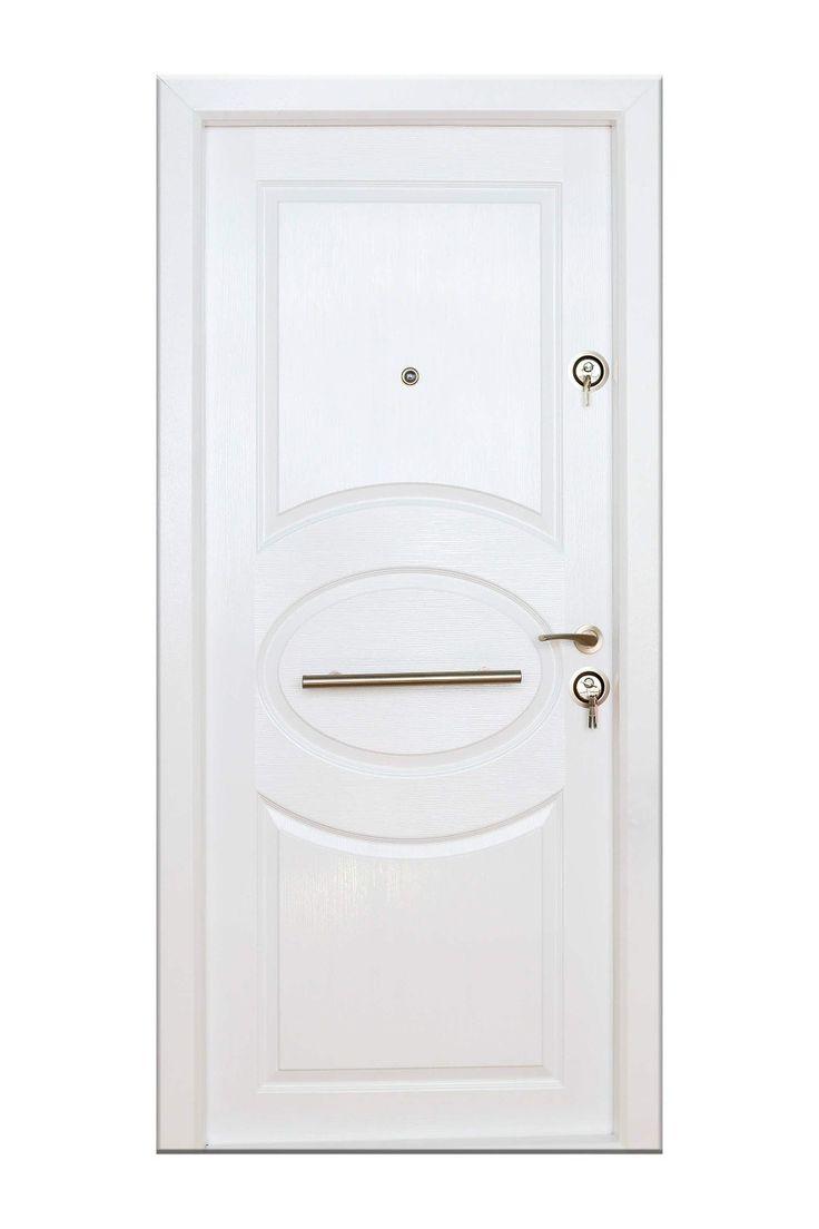 ArtaDoor Metalic Door with Hdf