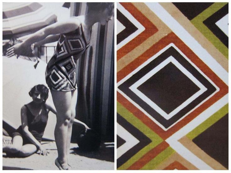 sonia delaunay: Art Stuff, Higher Critical, Art Deco, April 2014, Fashion Illustration, Adv Higher, Art Deco