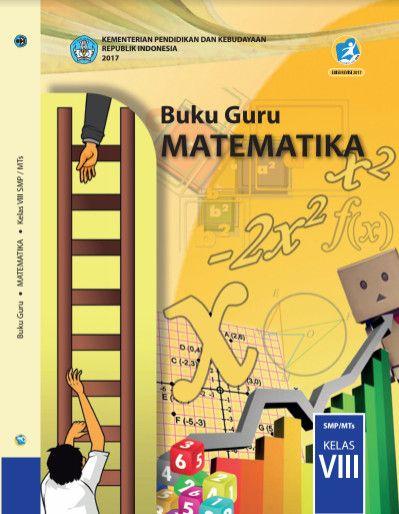 Buku Matematika Kelas VIII (8) Kurikulum 2013 Revisi 2017 ...
