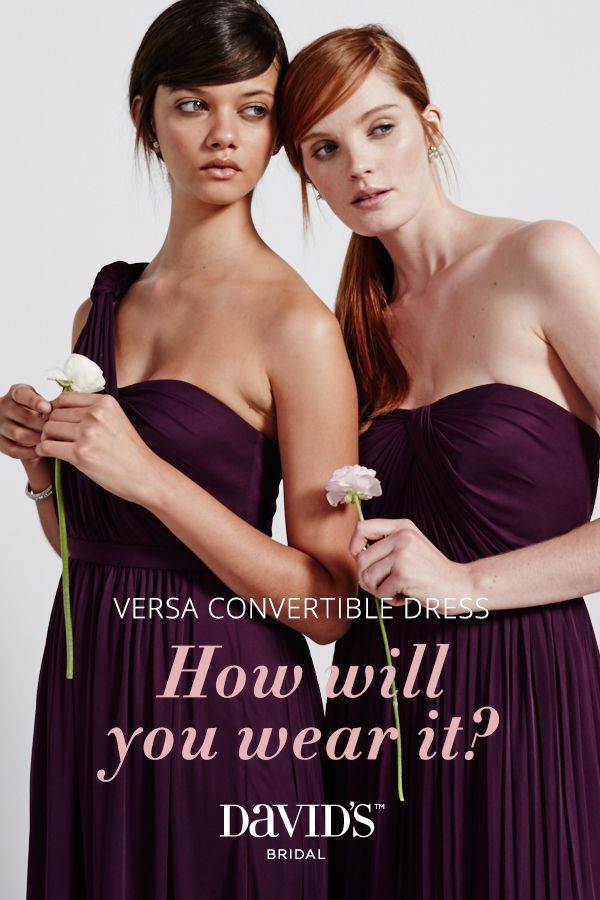 10+ ways to style the Versa convertible dress—add your own personal twist!