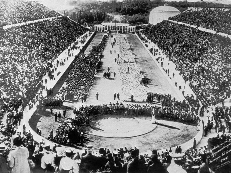 Did you know... that the first #Olympic games were held in #Greece almost 3000 years ago?