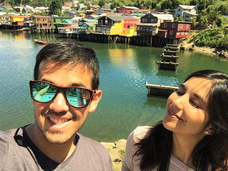 Castro, Isla Grande de Chiloé, Región de Los Lagos, Chile. 02-2016. #Castro #Chiloe #Chile