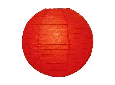 Papirlykter rød - Congratulations